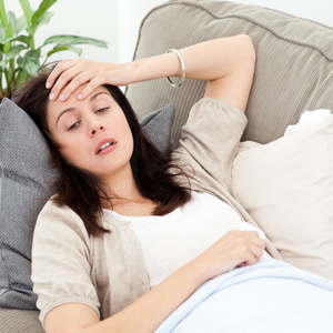 stomach bug or food poisoning